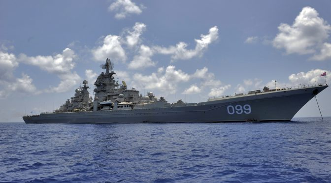 The Russian Navy: A Historic Transformation