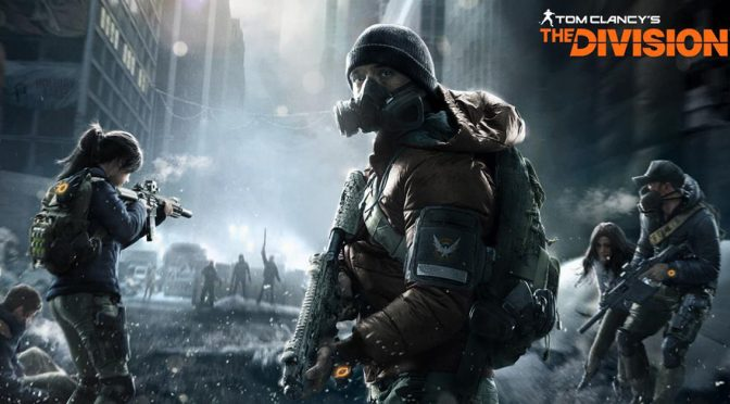 Real Time Strategy 6 – Tom Clancy's The Division
