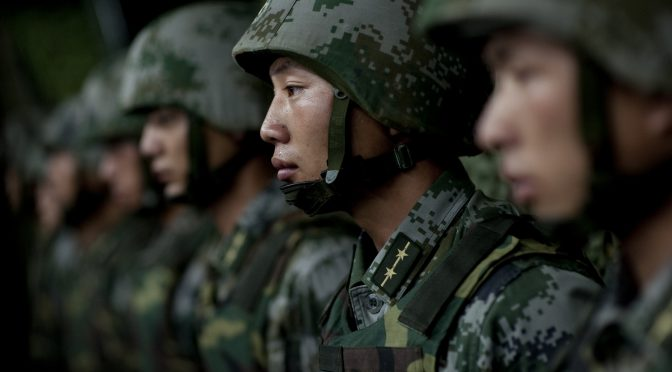 The Strategic Support Force: China's Information Warfare Service