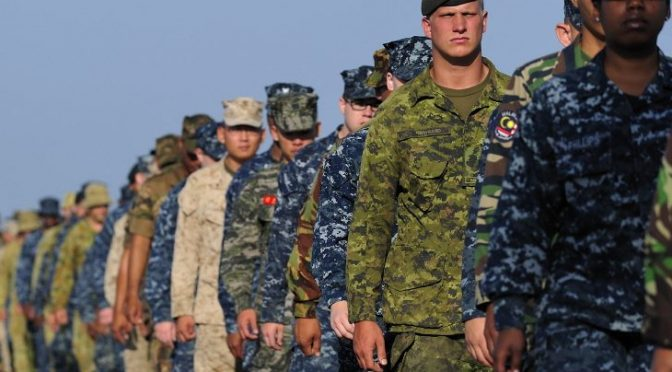 Breaking the Silence: Why Canada needs to speak out on the South China Sea Part 1