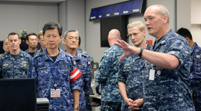 Moving Forward: Evolution of the Maritime Operations Center