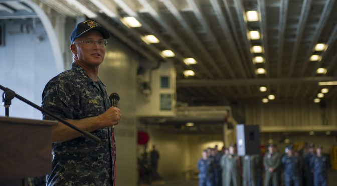 An Interview with Vice Admiral Tom Rowden on the Future of the Surface Navy