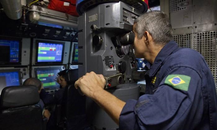 The status of brazil s ambitious prosub program for Interior submarino
