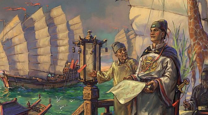 Breaking the Curse of Zheng He: The Enduring Necessity of a Strong American Navy