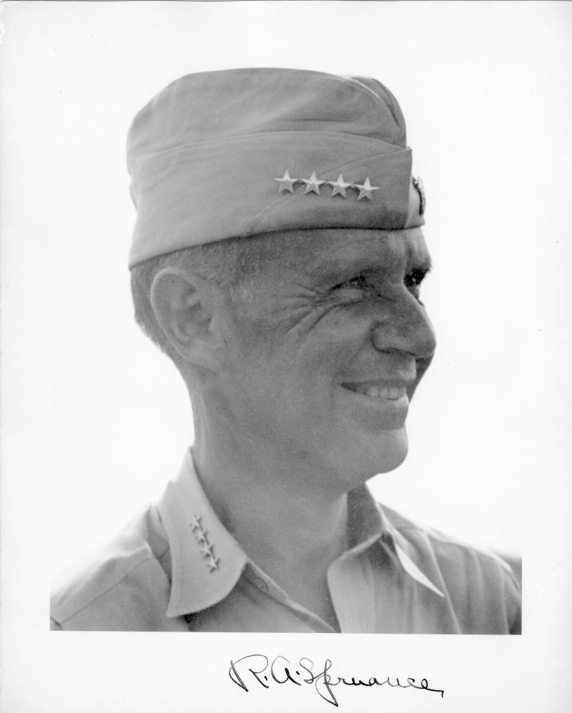 Admiral Raymond Spruance, USN/Alfred J. Sedivi, courtesy of the U.S. Naval Institute