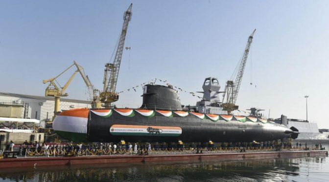 India's Submarine Arm — Returning to Even-Trim