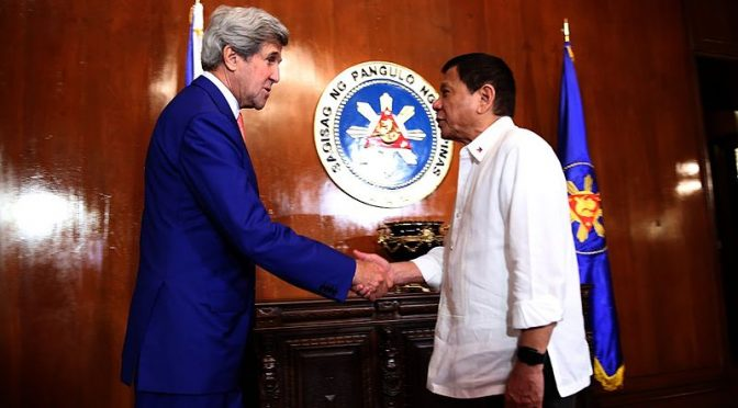 The U.S.-Philippines Alliance in Context