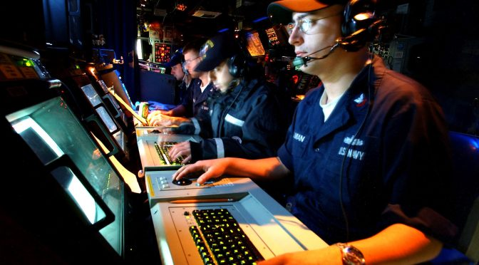 A Cyber Vulnerability Assessment of the U.S. Navy in the 21st Century