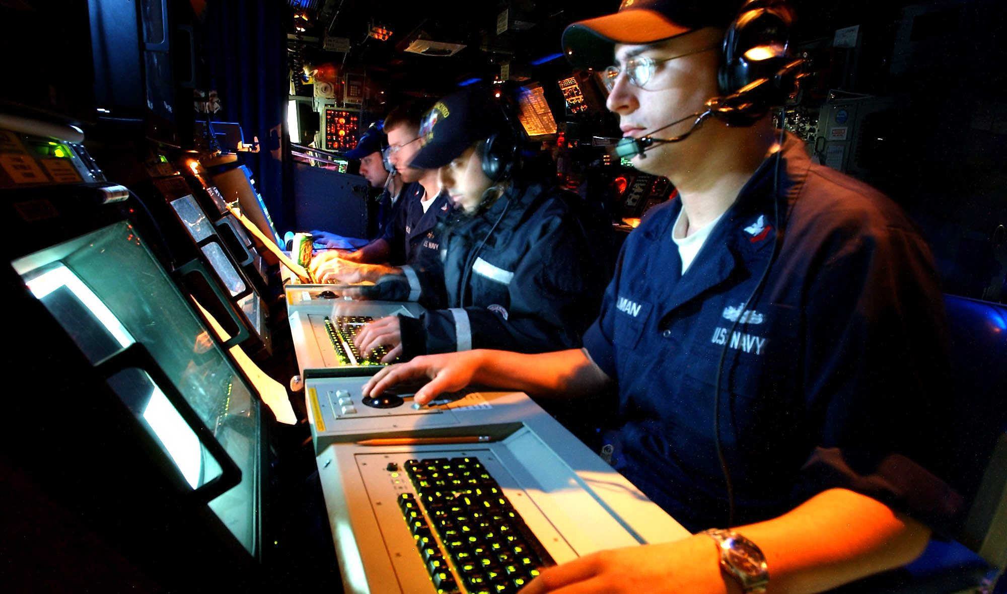 A Cyber Vulnerability Assessment Of The U S Navy In The