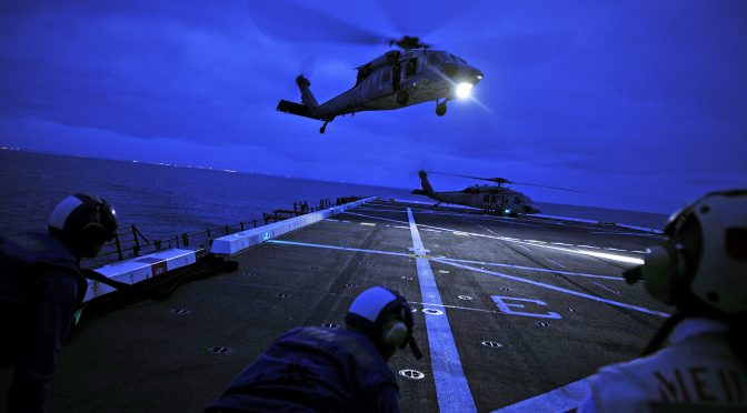 Distributed Lethality: The Future of the Helicopter Sea Combat Community
