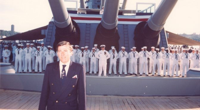 Reagan-Era Navy Secretary John Lehman on Naval Recapitalization