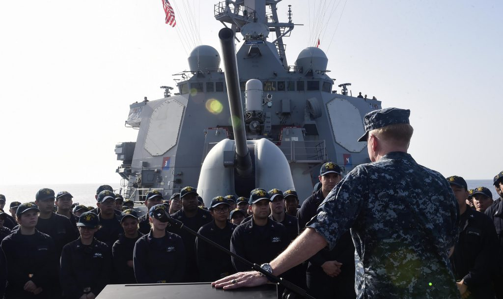study of the navy leaders guide mobile The commanding officer of the second submarine to integrate women into its previously all-male crews has been removed from his job, navy leaders announced friday.