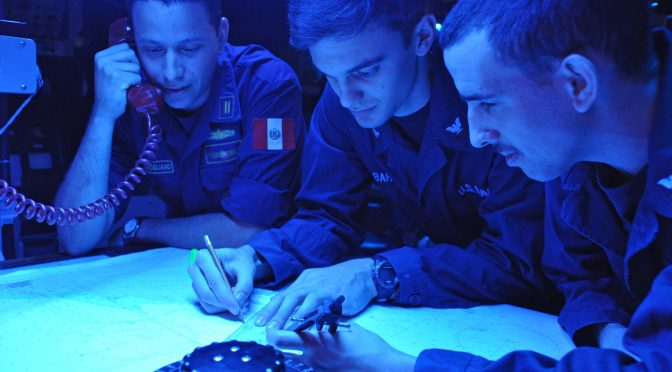 Reforming 21st Century Navy Intelligence To Answer the CNO's Call