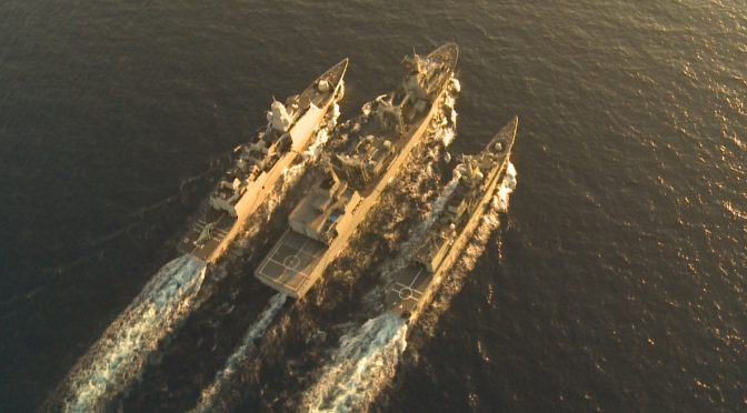 An Adequate NATO Maritime Posture: The Missing Element For Deterring Russia