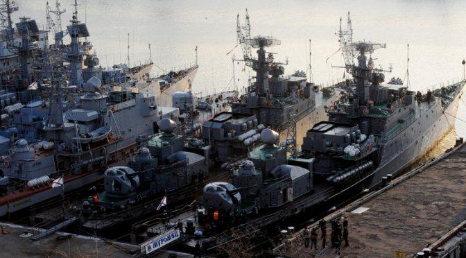 Russia's Black Sea Fleet Buildup and Modernization