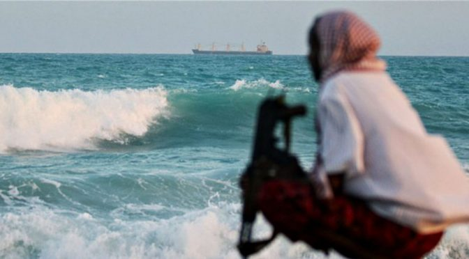 Is Somali Piracy Back?