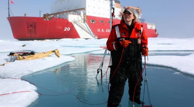 Science Diplomacy in the Arctic