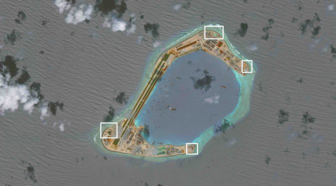 Normalizing Military Operations in the South China Sea