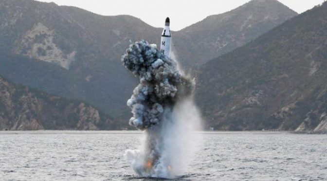 North Korea's Sea-Based Nuclear Capabilities: An Evolving Threat