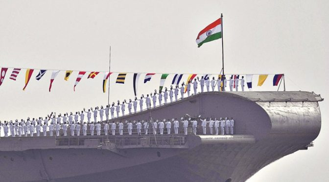 Event Invite: DC Chapter Evening with India's National Maritime Foundation