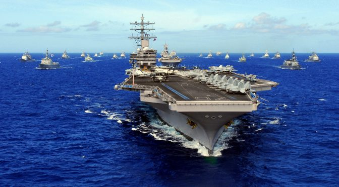 Why Does the United States of America Need a Strong Navy?