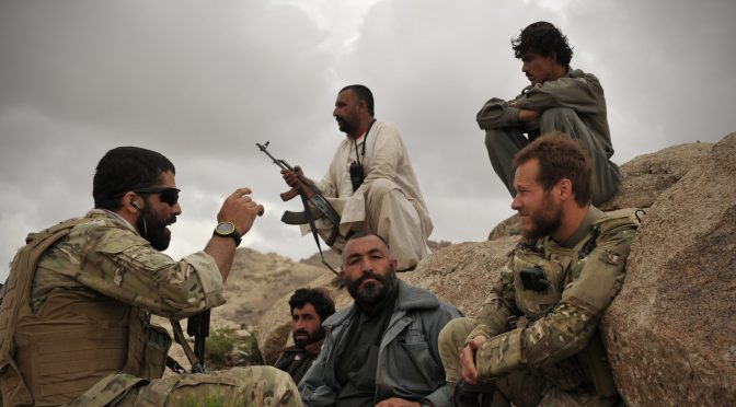 In the Warlords' Shadow: SOF, the Afghans, and Their Fight Against the Taliban