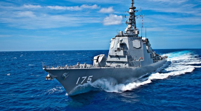 Forging a Closer Maritime Alliance: The Case for U.S.-Japan Joint Frigate Development