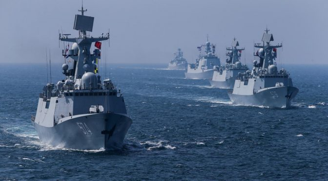 The Evolution of Chinese National Security Debates on Maritime Policy, Pt. 1