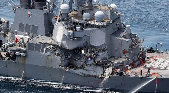 Why Are Our Ships Crashing? Competence, Overload, and Cyber Considerations