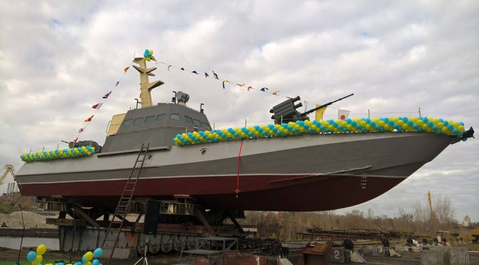 Building an Asymmetric Ukrainian Naval Force to Defend the Sea of Azov, Pt. 2
