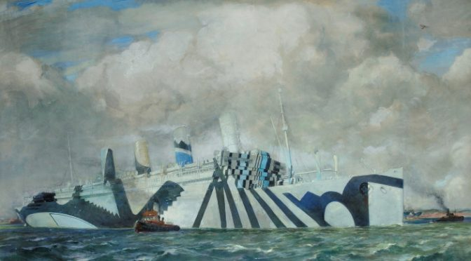 Plaster The Ship With Paint – Dazzle & Deception in War