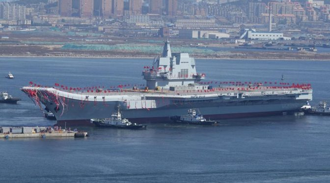 The Evolution of the PLA Navy and China's National Security Interests