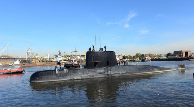 What the Loss of the ARA San Juan Reveals about South America's Submarines