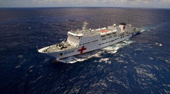 The Significance of U.S. and Chinese Hospital Ship Deployments to Latin America