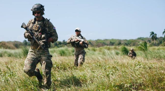 Tropical Currents: SOUTHCOM's 2018 Posture Statement