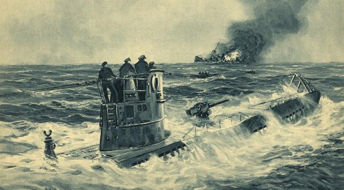 The Nazi's U-Boat Ace