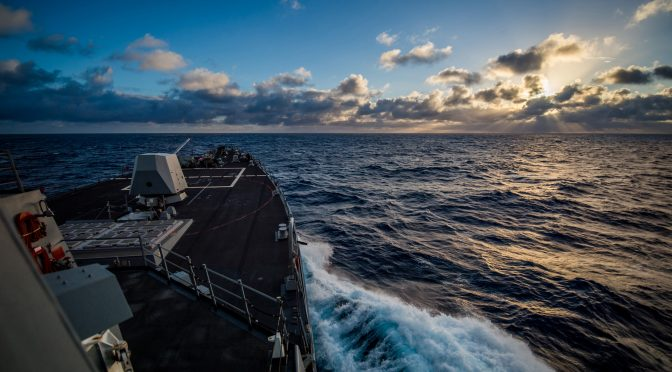 The Surface Navy: Still in Search of Tactics