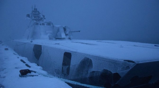 A New Gap in the High North and Forward Defense Against Russian Naval Power