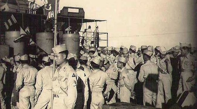 A History of the Philippine Navy in the Korean War (1950-1953)
