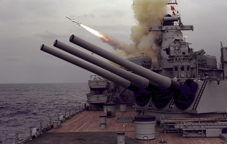 How the Fleet Forgot to Fight, Pt  2: Firepower