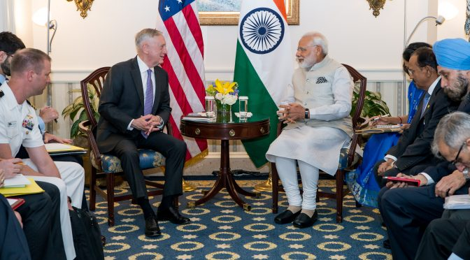 India-U.S. Strategic Convergence in the Indo-Pacific Region