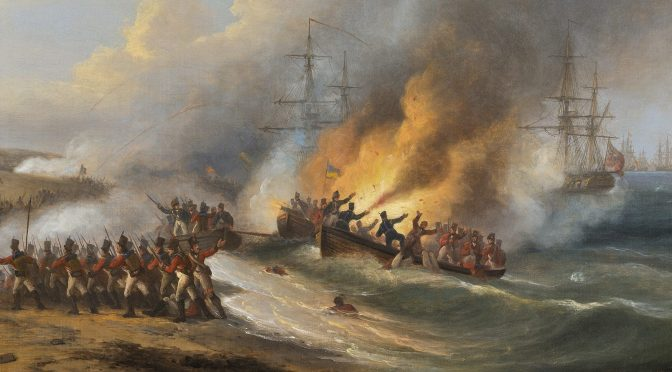 British Amphibious Operations in Egypt, 1801: A JP 3-02 Perspective, Pt. 2