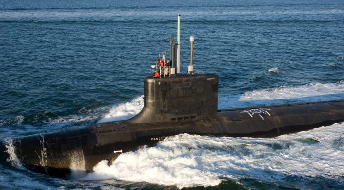Chinese Evaluations of the U.S. Navy Submarine Force, Pt. 1