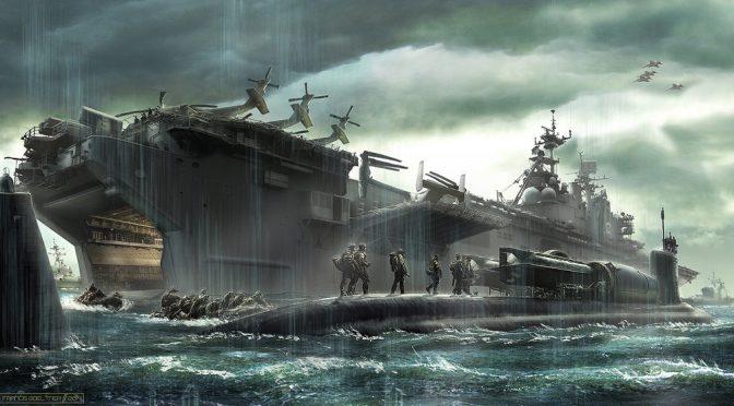 The Great Pacific War:Requiem in 2030