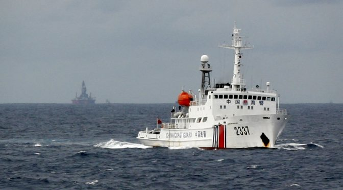 Ships of State: Chinese Civil-Military Fusion and the HYSY 981 Standoff