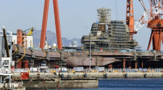 Chinese Shipbuilding and Seapower: Full Steam Ahead, Destination Uncharted