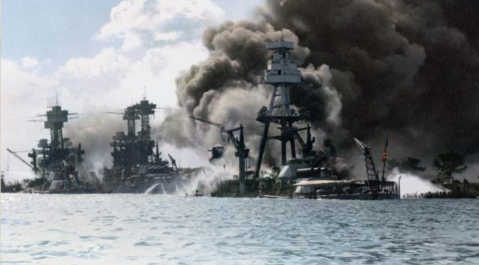 Pearl Harbor 1941: The First Energy War