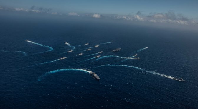 Operationalizing Distributed Maritime Operations