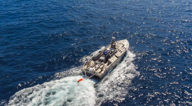 The Case for Unmanned Surface Vehicles in Future Maritime Operations