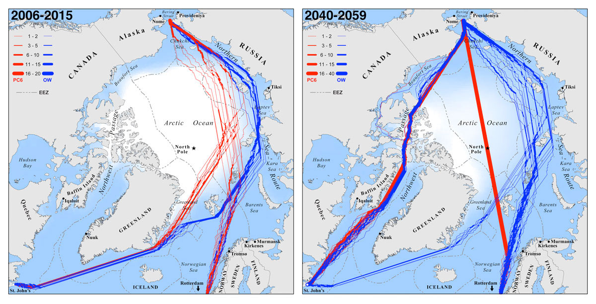 Strategy On Top of the World, Pt. 1: The Outlook for Arctic Competition